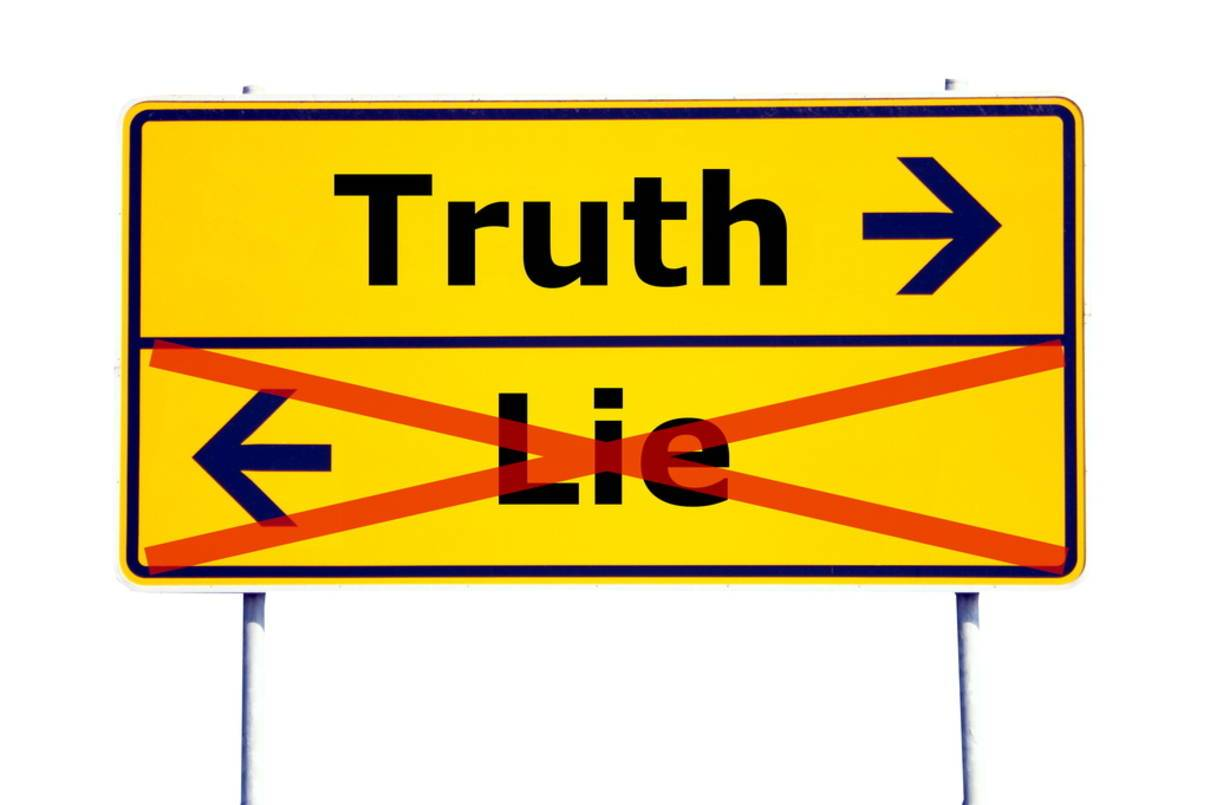 to catch a liar - truth or lie