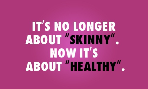 it's about healthy