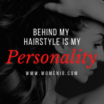 HAIRSTYLE and PERSONALITY
