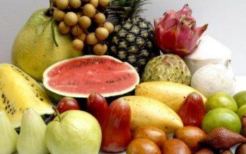 Fat-burning fruits