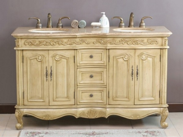 Top 10 antique vanities to give your bathroom a unique for Looking for bathroom vanities