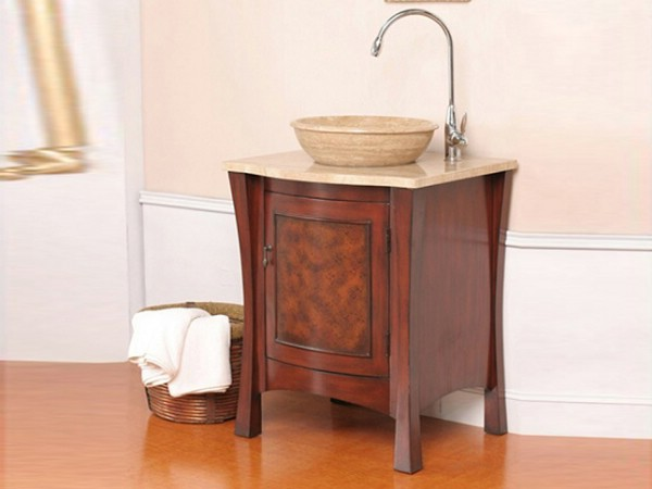 Bahia small bathroom vanity