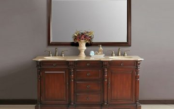 Coventry elegant bathroom vanity