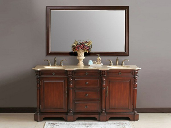 Coventry elegant bathroom vanity