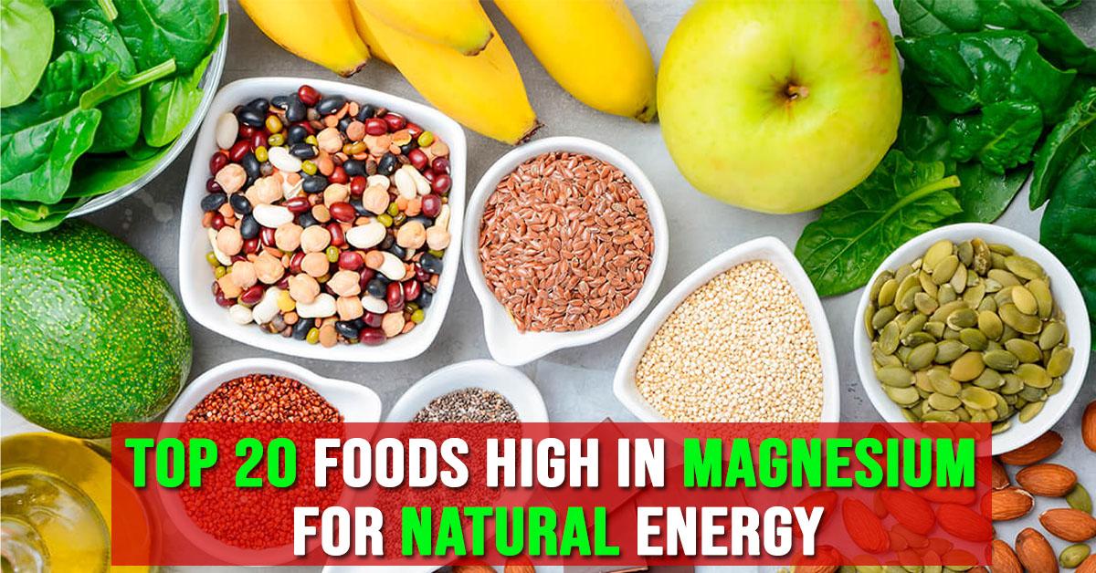 magnesium rich foods fb