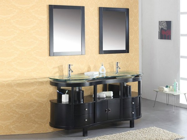 Milano modern bathroom vanity