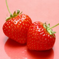 2nd whitening solution strawberries