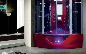 Tercera designer steam shower