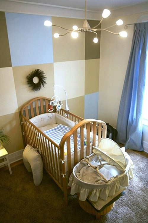 Basic colors nursery