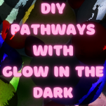 how to make glow in the dark stones