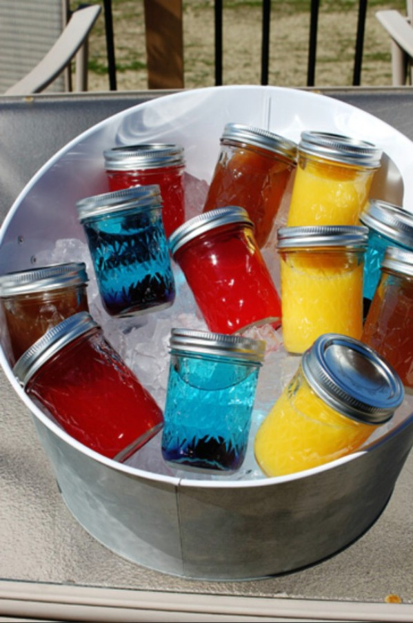 Cocktail jars