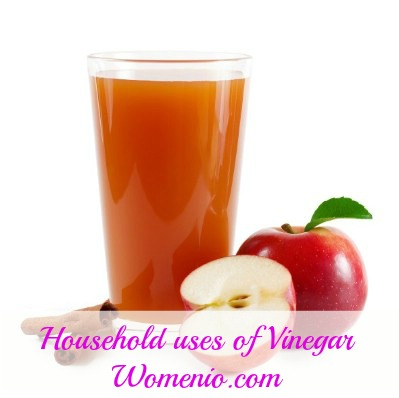 Household uses of vinegar