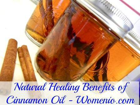 Cinnamon oil benefits