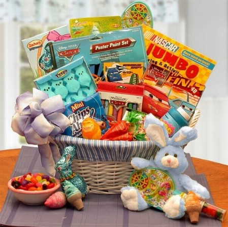 10 fun and creative homemade easter basket ideas womens creative easter basket negle