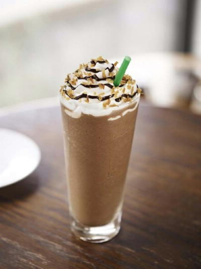 Low fat frappuccino