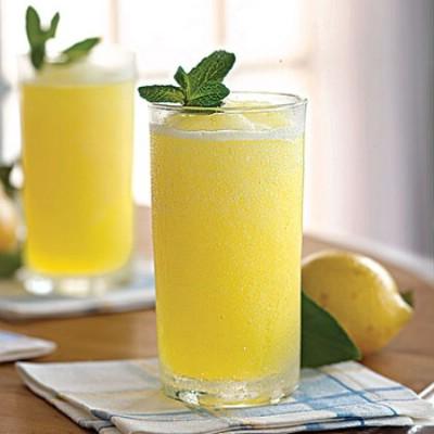 Frozen lemonade