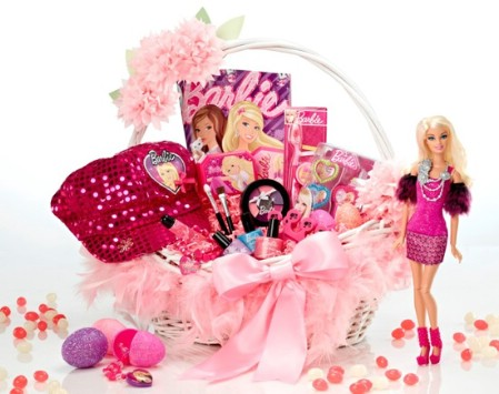 10 fun and creative homemade easter basket ideas womens girls easter basket negle Choice Image