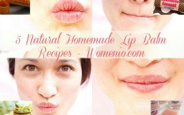 Natural lip balm recipes