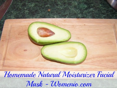 Avocado based natural moisturizer recipe