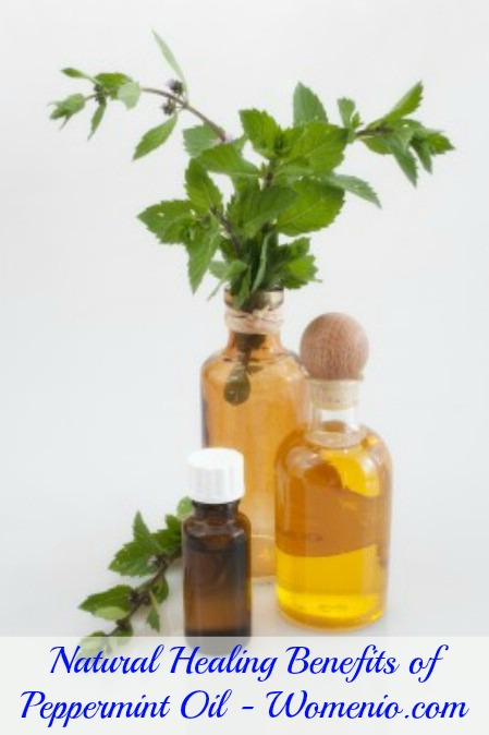 Natural healing benefits of peppermint
