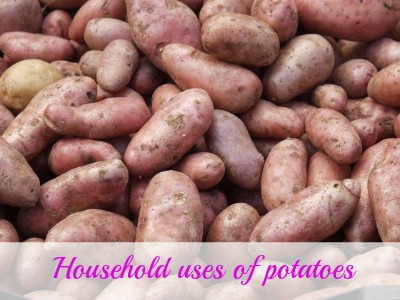 Household uses of potatoes