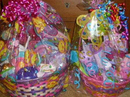 10 fun and creative homemade easter basket ideas womens toddler easter basket negle Choice Image