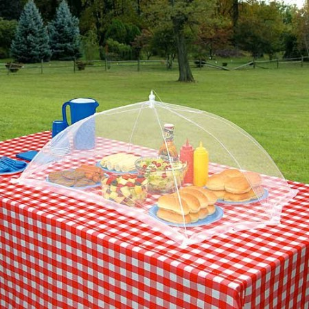 Companion Giant Outdoor Tabletop Food Cover