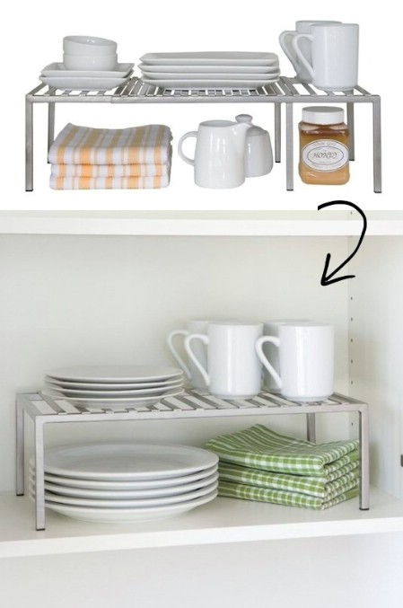 Adjustable Cabinet Shelf