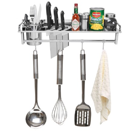 Wall Mounted Kitchen Caddy
