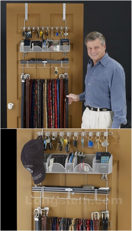 Men's Over the Door Organizer