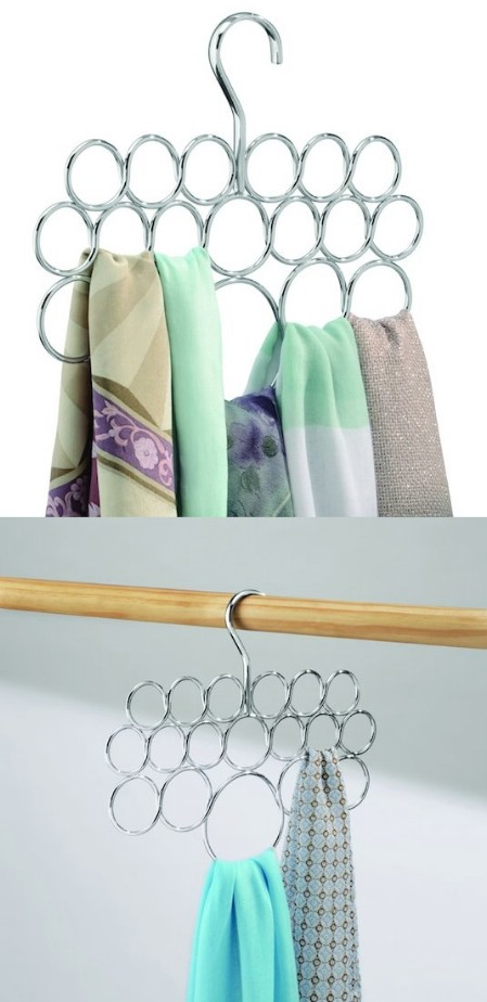 Loop Scarf Holder