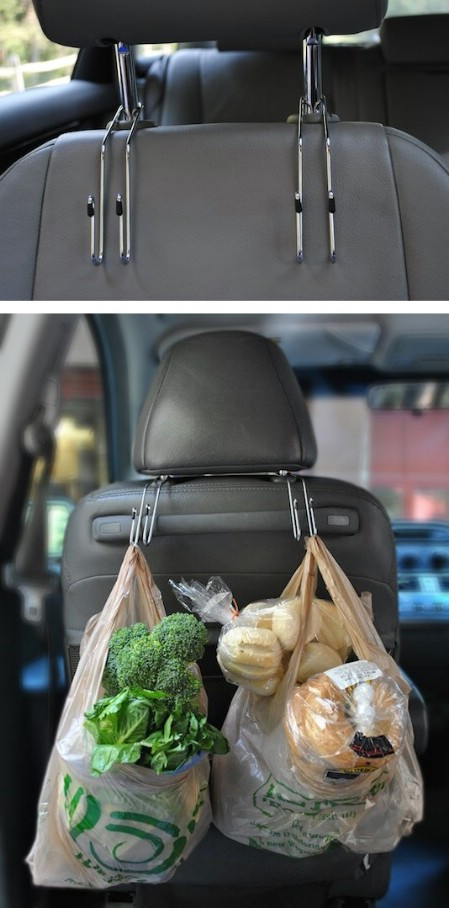 Multi-Purpose Car Hooks
