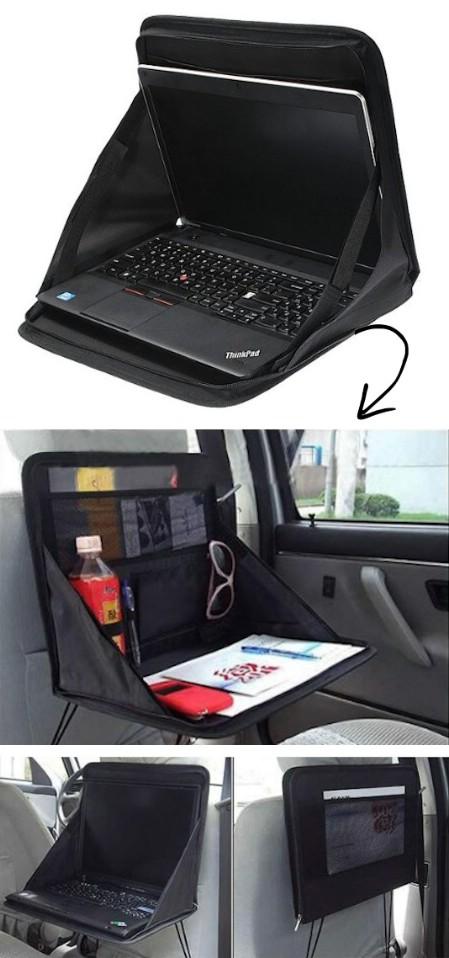 Back Seat Tray