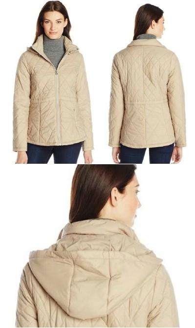 Jessica Simpson Women's Packable Down Short Jacket