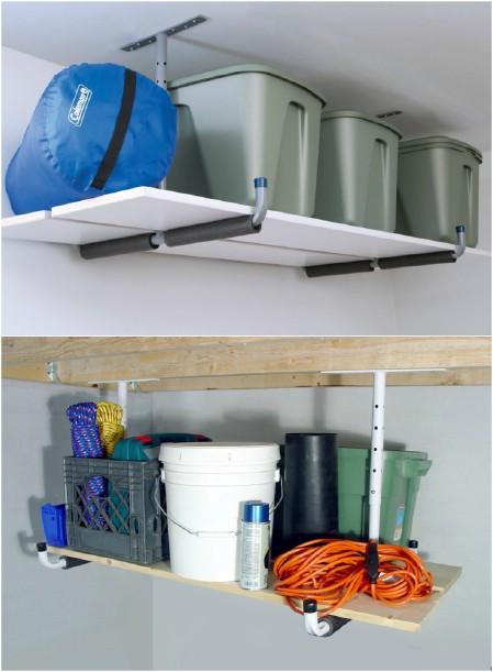 Overhead Storage Hanger