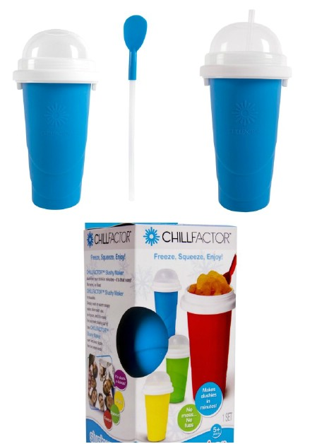 The Chill Factory Chill Factor Slushy Maker