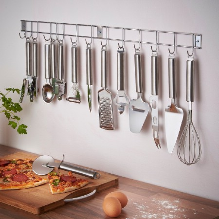 Hanging Utensil Rack