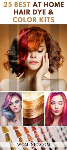 25 Best At Home Hair Dye And Color Kits