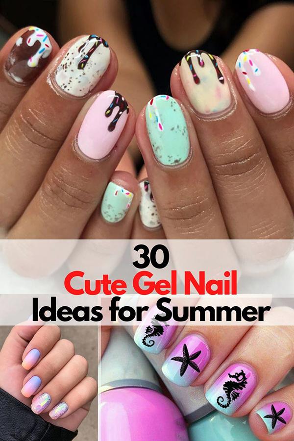 30-Cute-Gel-Nail-Ideas-for-Summer