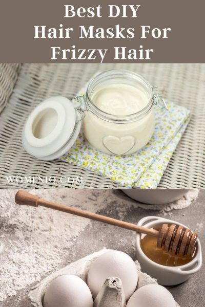 Frizzy Hair mask