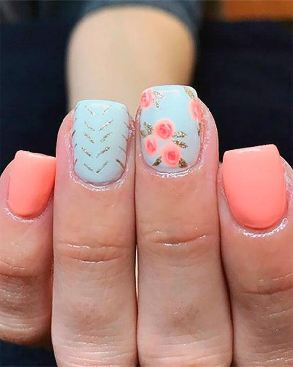 Gel-Nail-Ideas-for-Summer-