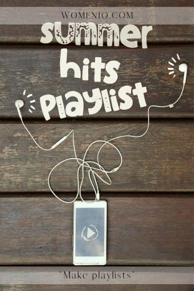 Make playlists