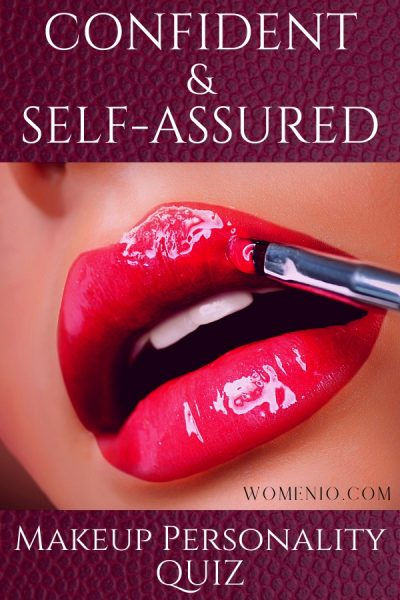 Red Lips Makeup personality quiz