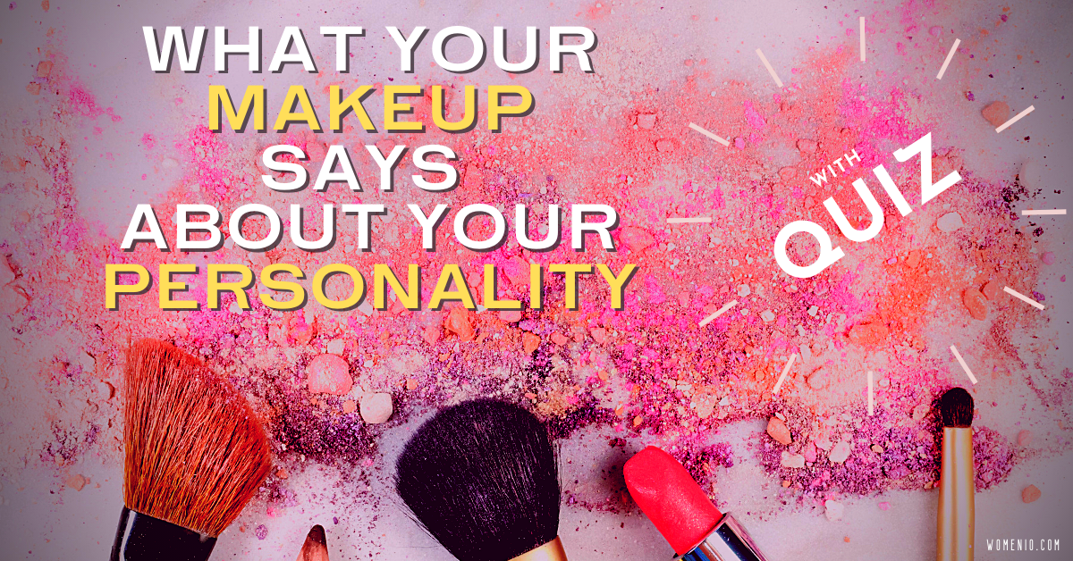 Makeup personality quiz Fb