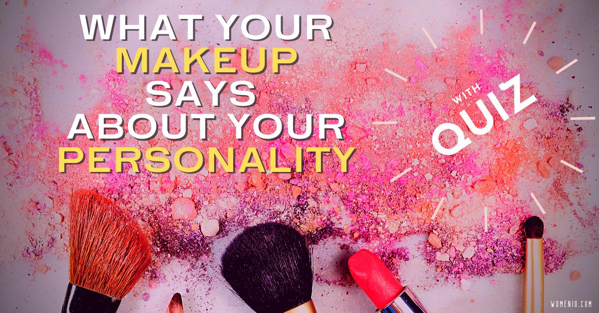 Makeup personality quiz Fb