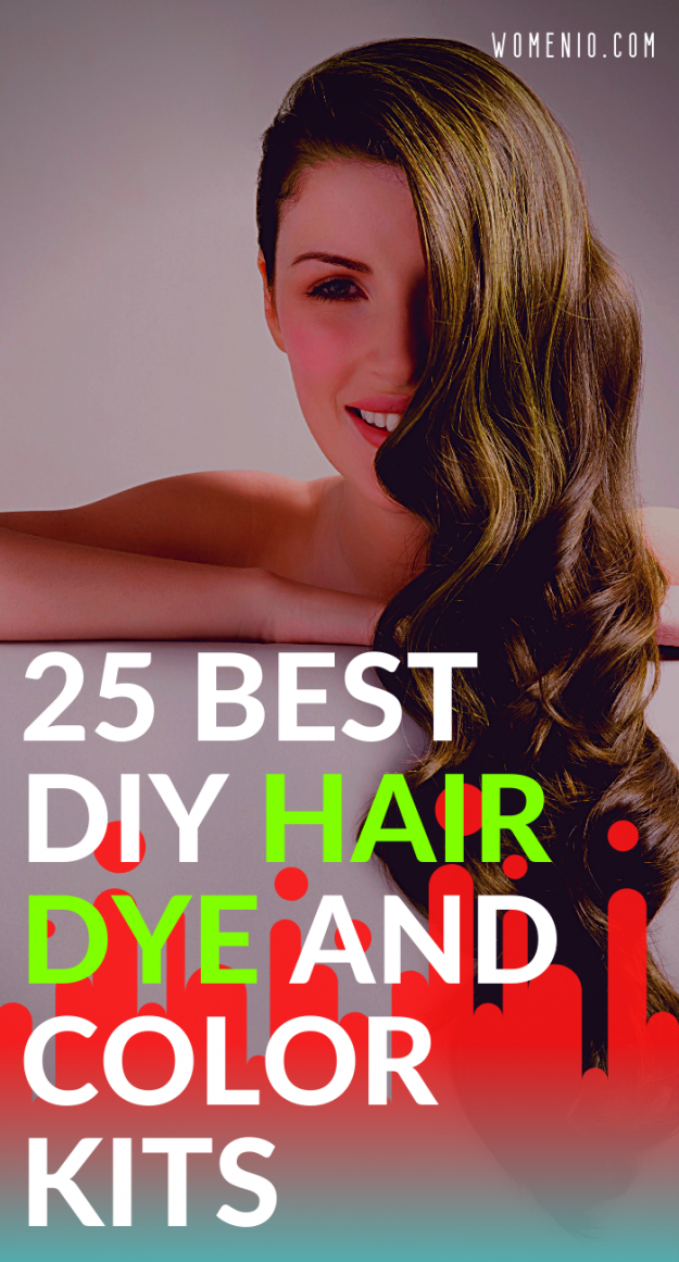 best at home hair dye