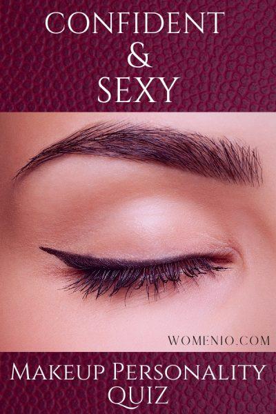 Cat Eye makeup personality quiz