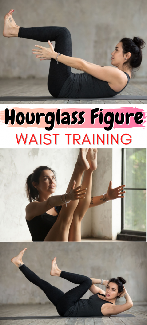 waist trainer exercises