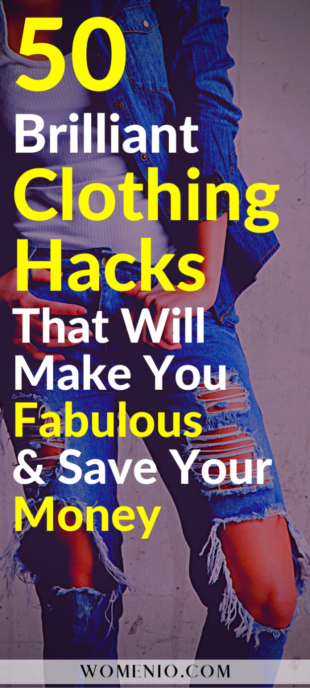 fashion lifehacks