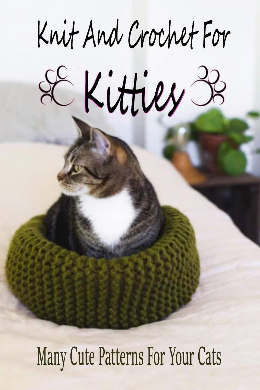 cute cat crochet patterns book